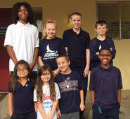 Students of the Month November 2014