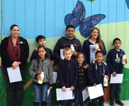 Students of the Month January 2015